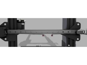 Ender 3 X Axis Linear Rail Mod