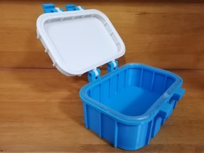 Water Resistant Box 100x150x60mm