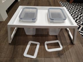 voxel wash - Wash Station for SLA Printers (Ikea)