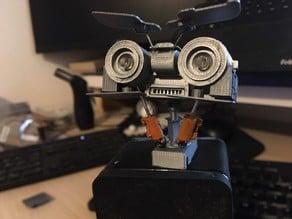 Robot V - Articulated Neck Modification