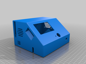Ramps case for Pi4