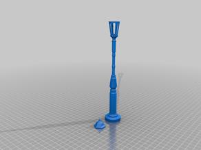 Mini Lamp Post