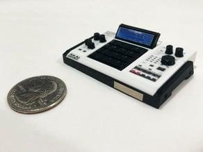 Mini AKAI Professional MPC2500 Limited Edition