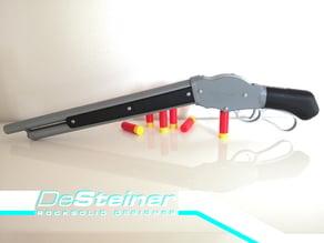 DeSteiner Model 1887 - mechanically working Winchester Prop Gun
