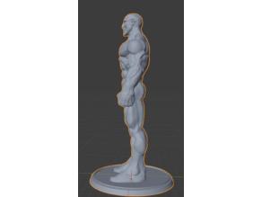 Full male sculpt