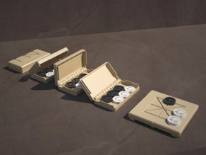 Morris Game Box Collection