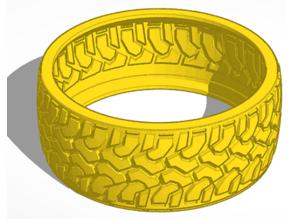 12428 Tire Skin