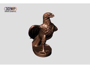 Striding Eagle Sculpture