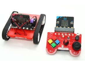 Rover Chassis for micro:bit and Pololu Track