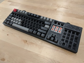 Mechanical Keyboard - MECH-104