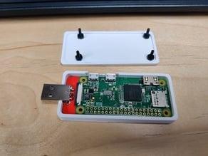 Pi Zero USB Enclosure