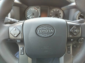 Toyota Tacoma Replacement steering emblem - Pro Grille