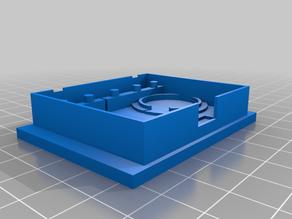 Micro:Bit box on Lego base