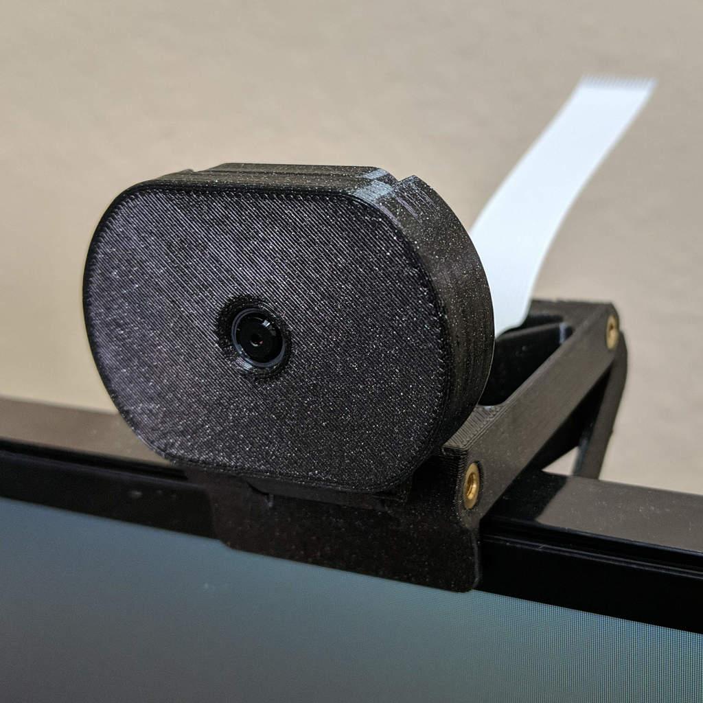 Raspberry Pi Camera Module Webcam Adaptor