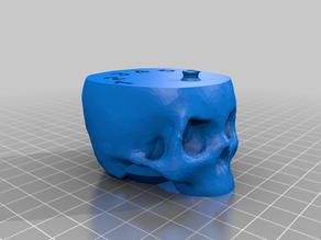 Gaslands - Skull Gear Phase indicator