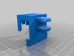Ender 3 Pro Snap On Rail with CAmera Mount Adapter