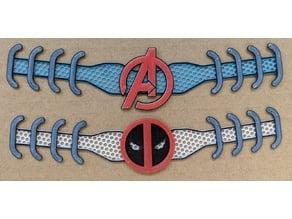 Deadpool and Avengers Ear savers