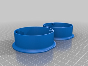 megabee v2 ducts - dual and single
