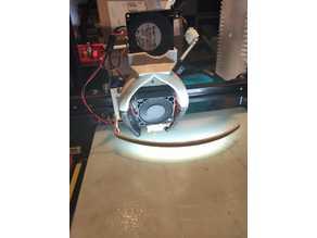 Creality Ender 3 LED holder
