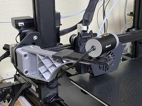 Creality CR-6/Ender 3 Camera Mount (Octoprint)