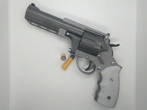 Remixed barrel for DeSteiner's Revolver