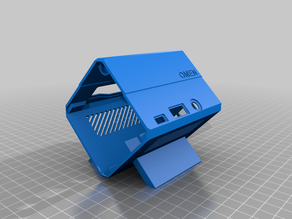 Raspberry Pi 3 OMEN Accelerator Case v2