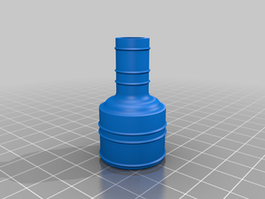 25mm to 12mm hose adapter
