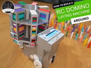 Programmable Arduino Domino Layer - DIY