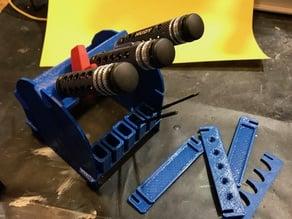 RC Pit Tool Stand v3 (More Modular)