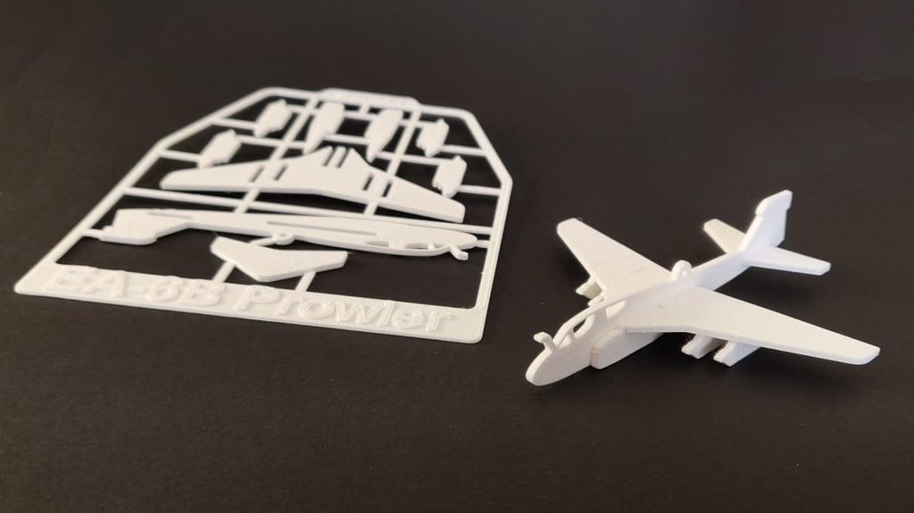 EA-6B Prowler Kit Card