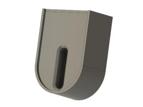 EXTENSION FOR SUPPORT BAR 60X40 mm - EXTENSION POUR BARRE DE SUPPORT DE 60x40 mm