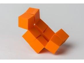 TPU fidget cube