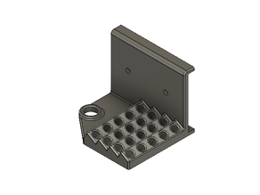 Nozzle Holder for IKEA Lack table