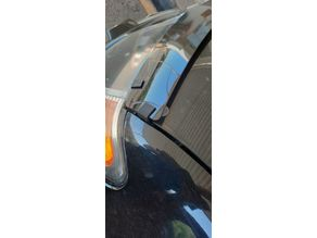 bonnet bug reflector clip