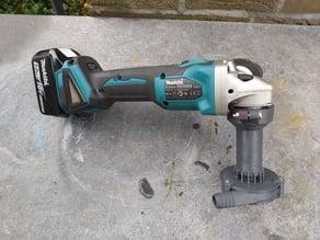 pump angle grinder