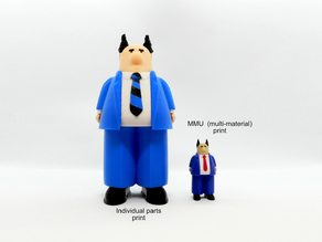 Pointy Haired Boss - MMU