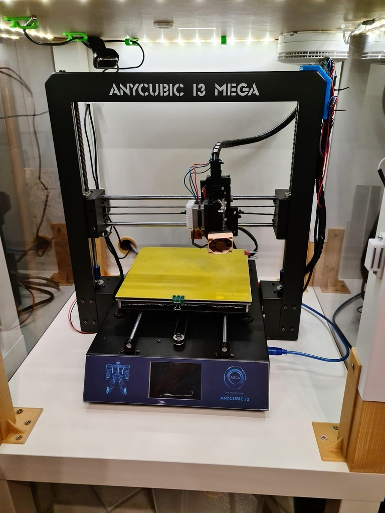 Anycubic I3 Mega Direct Drive - Titan improved Version