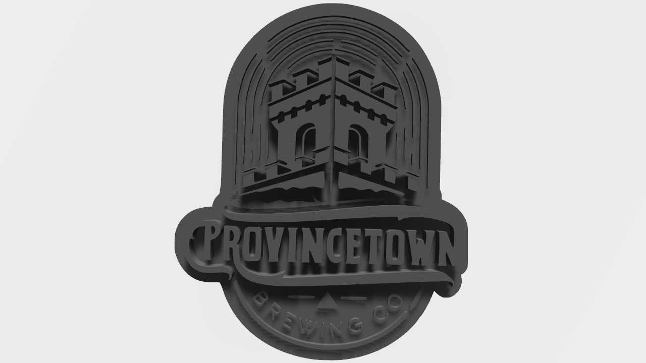 Provincetown Brewing Co. Craft Beer Logo