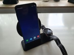 Phone and Watch Wireless Charger (Samsung)