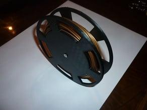 3D Printing empty Spool, Spool converter