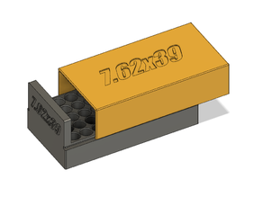 7.62x39 50rds box.