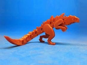 Flexi Godzilla 1998