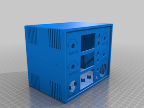 Lab Power Supply-3 Channel x 5 Amp