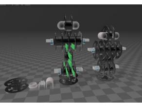 "Filament ""Phil"" the Robot"