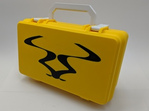 Flight Case / Toolbox / Lunchbox.