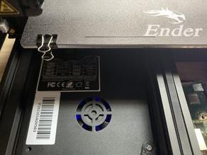 Ender 3 Fan Cover (Jeep YJ)