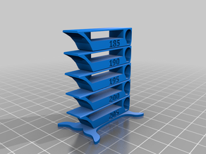 Compact temp tower