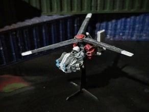 Autogyro Gaslands / hotwheels
