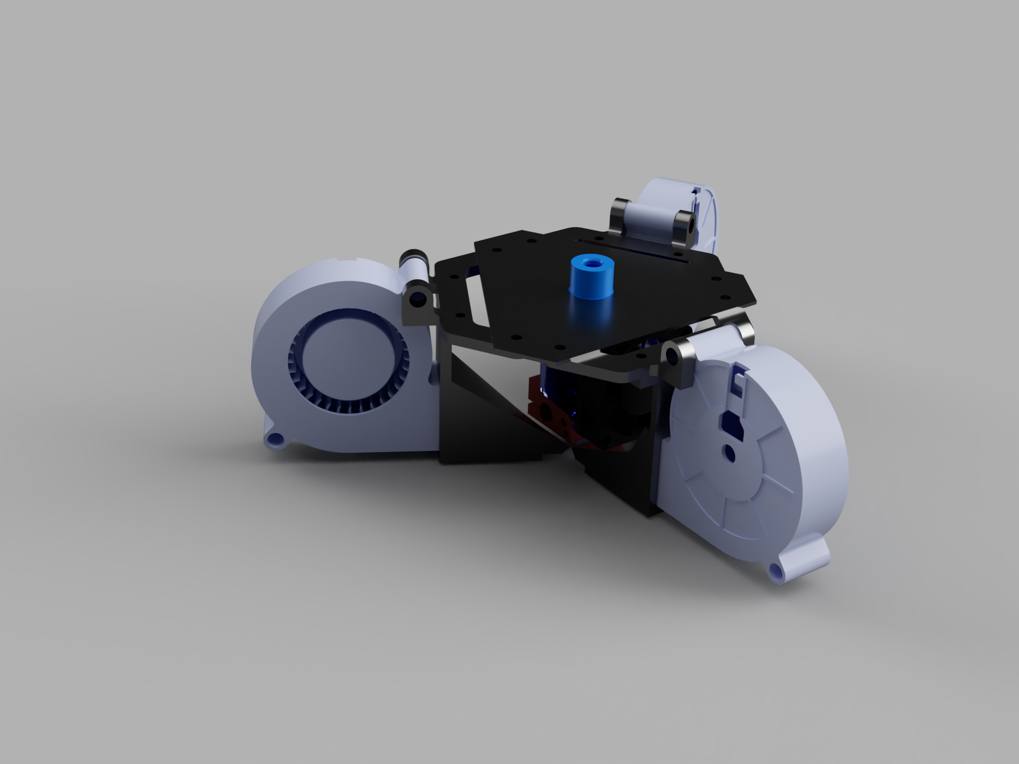 Smart Effector triple 5015 Fans