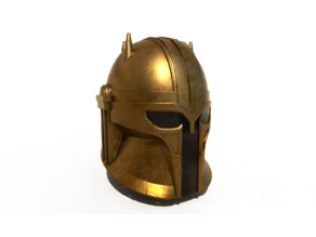The Armorer - from Star Wars: Mandalorian
